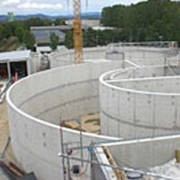 Kraftwerke planen und realisieren gehört zu den Geschäftsfeldern von SCHUSTER Architekten + Ingenieure.