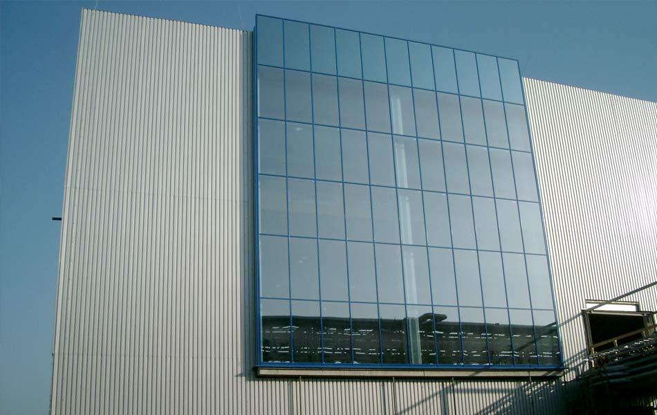 PM4 paper mill in Schwedt / Oder