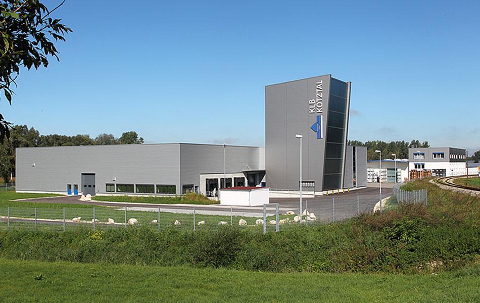 Plant extension KLB-Kötztal GmbH