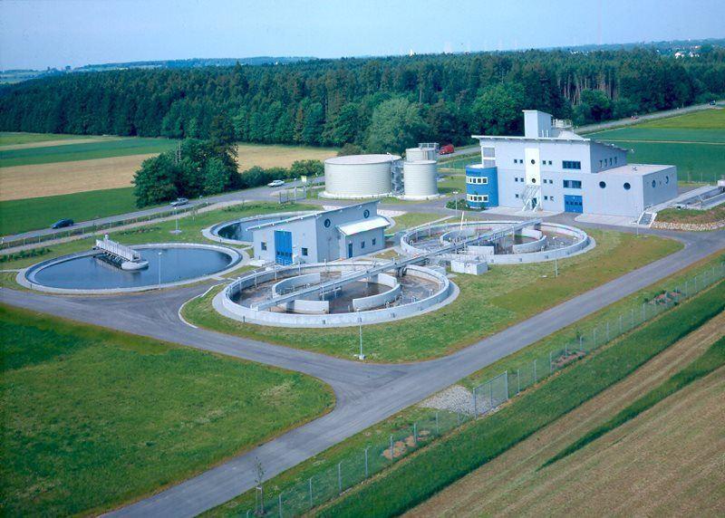 Bad Wörishofen sewage treatment plant